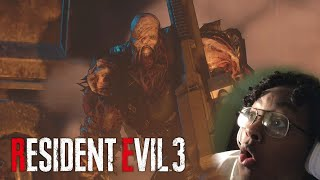 Download THIS DUDE JUST DOESN'T DIE | Resident Evil 3: Episode 3