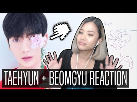 TXT TAEHYUN 태현 + BEOMGYU 범규 THEORY/REACTION | 'Introduction Film - What do you do?' 투모로우바이투게더