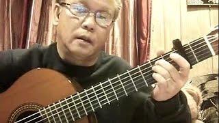 Anh Yêu Em Vào Cõi Chết (Phạm Duy - lời: Nguyễn Long) - Guitar Cover by Hoàng Bảo Tuấn