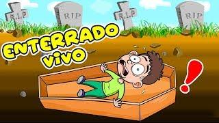 5 Trucos para Sobrevivir si eres Enterrado Vivo