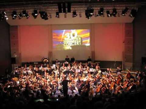 Studenten Orchester der TU Dortmund Konzert Filmmusik - Start