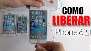 Como Liberar iPhone 6S - Desbloquear iPhone 6S / Cualquier version iOS