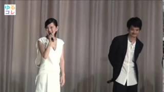 イベント動画 初脱ぎ披露の市川由衣、エンディング・テーマの生演奏に感...