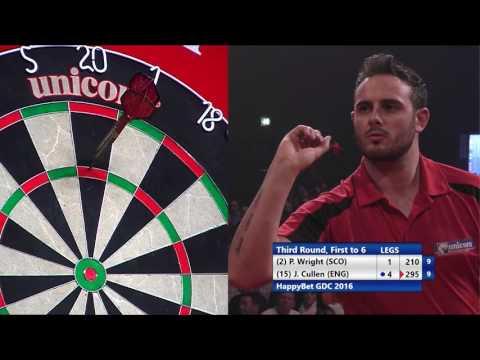 HappyBet German Darts Championship 2016 - Third Round - Peter Wright v Joe Cullen