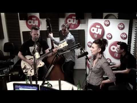 The Hillbilly Moon Explosion - My Love For Evermore - Session Acoustique OÜI FM