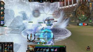 Smite Osiris Arena HD Gameplay