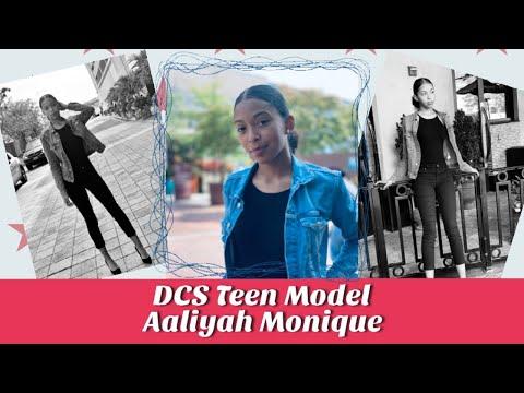 Aaliyah Monique | DCS Teen Model