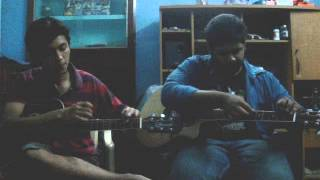Drifting - Andy McKee cover x2