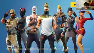 How to run Fortnite in StretchedResolution with and AMD graphics card.