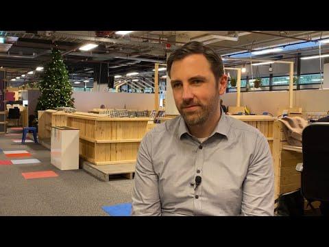 Interview Sietse Bakker - Eurovision 2020 - Songfestival in Rotterdam