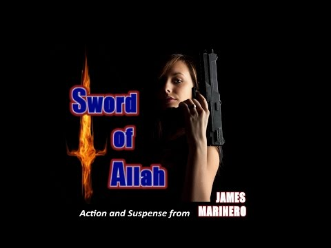 Sword of Allah techno thriller - video trailer.