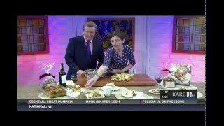Holiday Panettone Recipes (11/21/15 on KARE 11)