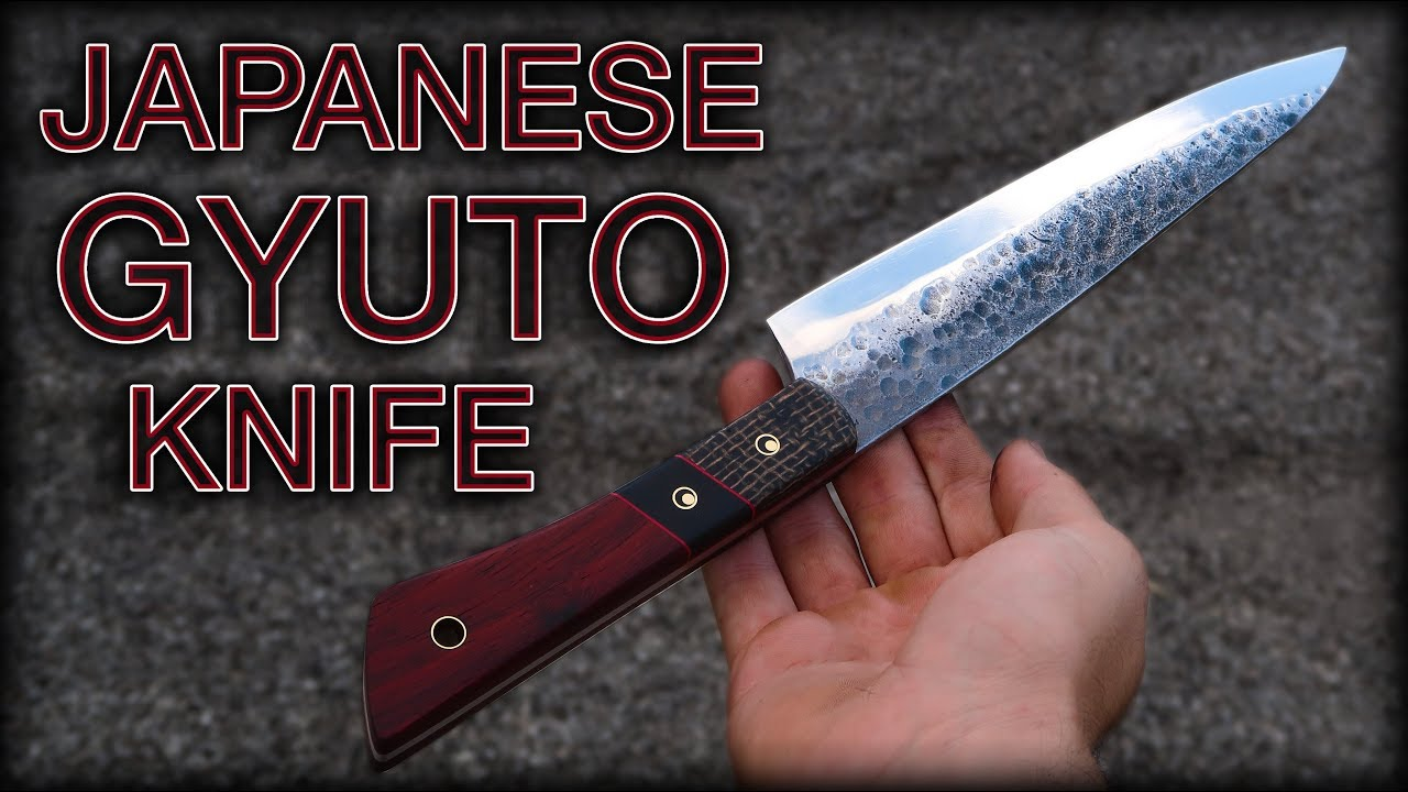 homemade kitchen knives knife gyuto chef s knife diy 12398