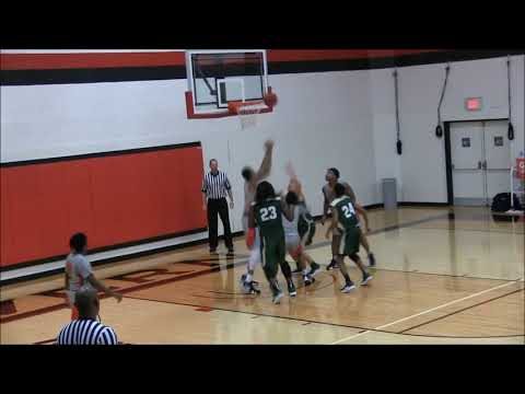 Men's Basketball VS Kishwaukee College Game Highlights (11/29/18)