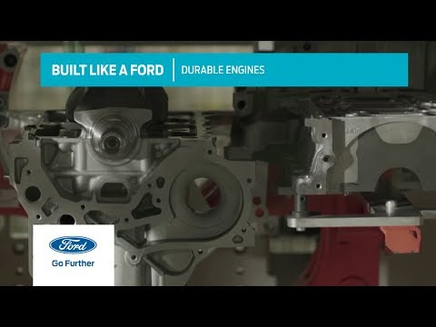 Built Like a Ford: Durable Engines | Ford India
