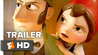 Upcoming Animation Movie Sherlock Gnomes Trailer #1 Watch Online (2018) | Movieclips Trailers