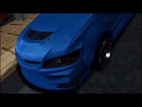 GTA San Andreas - Mitsubishi Lancer Evolution