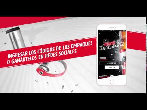 Tecate App