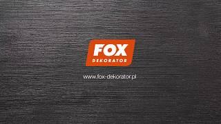 efekt: Meteoryt - FOX DEKORATOR - film instruktażowy