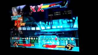 UMvC3 TAC Combo (Doctor Doom/Dormammu)
