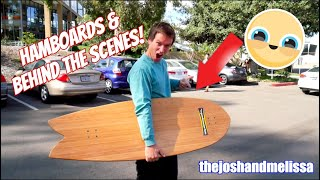 Hamboards Review & Behind The Scenes Of Our Videos!