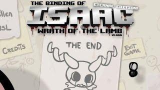 The Binding of Isaac: Hard Mode - Eternal Heart and Satan Kill - Cain (Highlights)