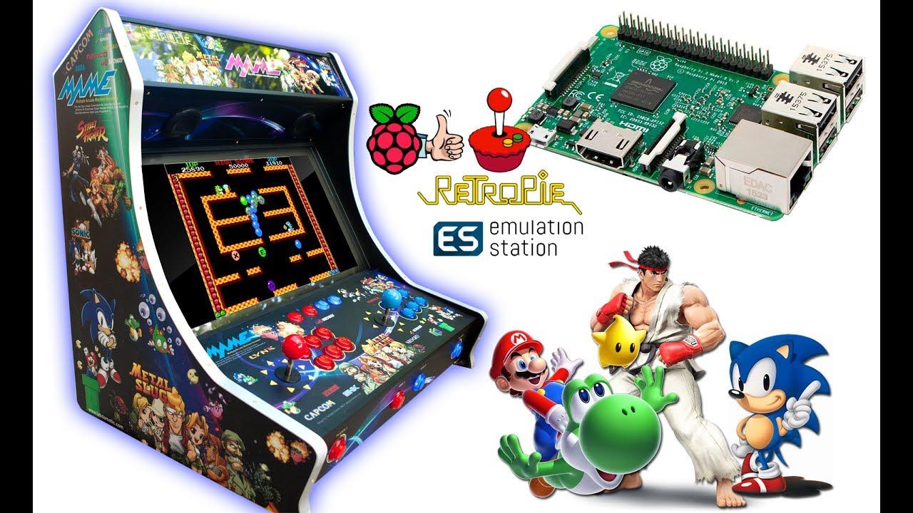 How To Make A Diy Weecade Arcade Cabinet Raspberry Pi