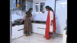 Kitchen Pooja Room Alankrutha Sakhi 1st April 2018 ETV Telangana