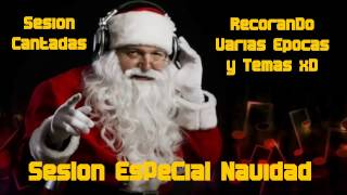 CANTADITAS ESPECIAL CENTRAL MASIA MANSSION SESION NAVIDAD BY SAUL ROMERA  +TRACKLIST