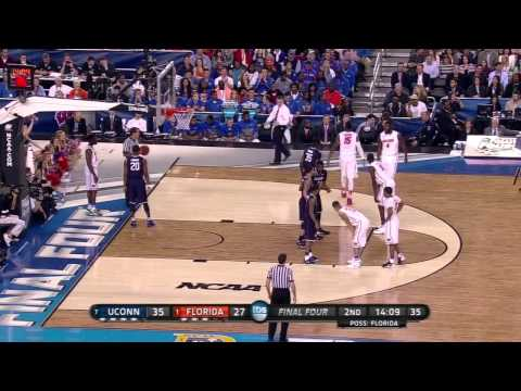 UConn vs. Florida - Final Four - 2014 NCAA Tournament