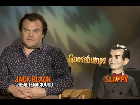 We Sit With The Cast Of 'Goosebumps'