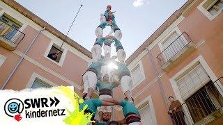 Aina klettert auf Menschentürme | Schau in meine Welt | SWR Kindernetz