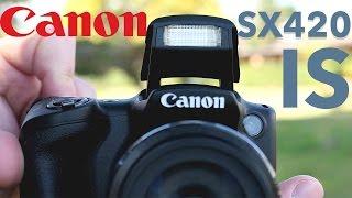 canon Powershot SX420 IS: Bridge entry level superzoom (quasi) economica
