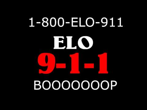 If There Were an ELO Emergency Hotline
