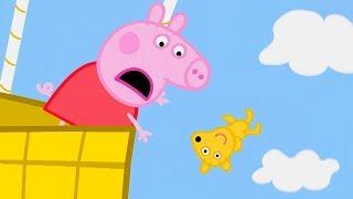 Peppa Wutz 🧸 Die Ballonfahrt 🧸 Peppa Pig Deutsch Neue Folgen | Cartoons für Kinder