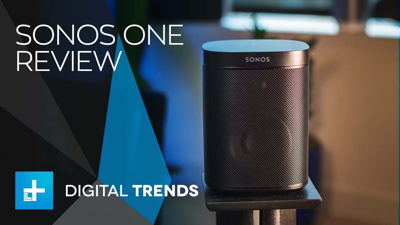 Sonos One – Hands On Review