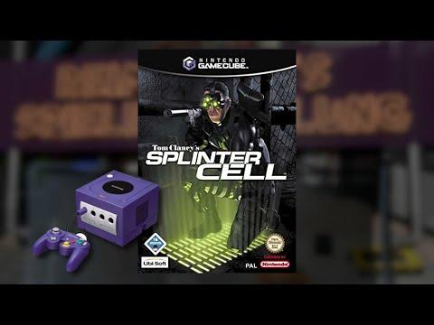 Gameplay : Splinter Cell [GameCube]