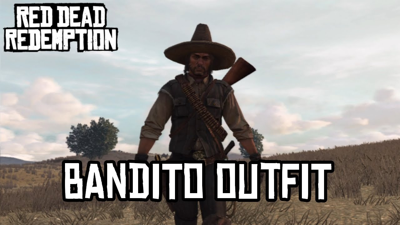Bandito Outfit Red Dead Redemption HD YouTube - Red dead redemption us marshal outfit map