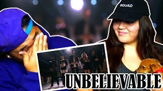 Pentatonix - Hallelujah (From A Pentatonix Christmas Special) | REACTION!