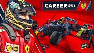 F1 2019 Career Mode Part 51: Race Ban Worthy?