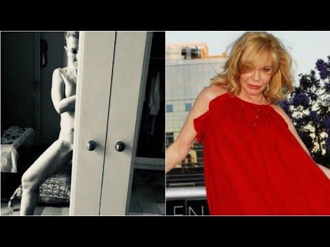 Cecilia Roth y su foto al desnudo a los 61 años: