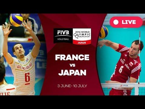 France v Poland - 2016 Men's World Olympic Qualification Tournament