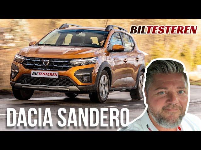 Kæmpe step op! Dacia Sandero Stepway (præsentation)