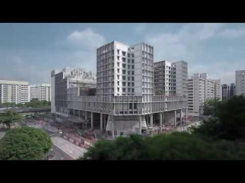 Kampung Admiralty Singapore Youtube