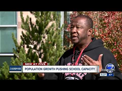 Douglas County grapples with overcrowded schools amid population boom