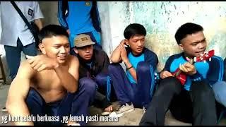 MARJINAL - HUKUM RIMBA VERSI KENTRUNG (Cover Anak Stm) SMK BINA TEKNIK SUKABUMI