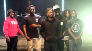 TDE BET Hip Hop Awards Cypher 2013 (UNCENSORED/DIRTY/EXPLICIT)