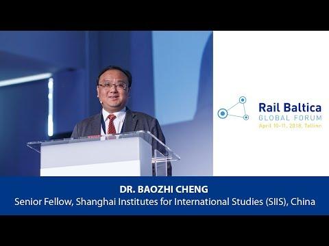 Dr. B. Cheng: Polar Silk Road – New Freight Opportunities