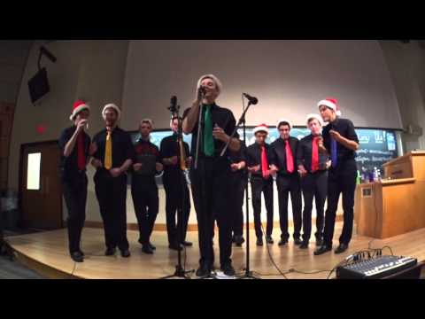 White Christmas The Drifters   The Doo Wop Shop A Cappella
