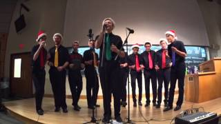 Download White Christmas (The Drifters Cover) - The Doo Wop Shop A Cappella MP3 song and Music Video
